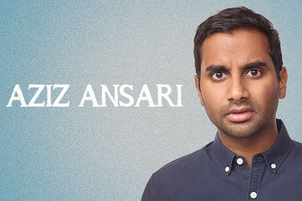 Win Tickets for Aziz Ansari